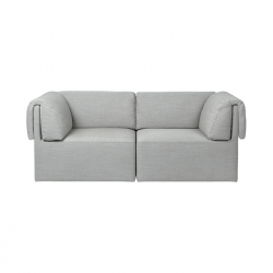 WONDER 2 seater - Sofa - Designer Furniture -  Silvera Uk