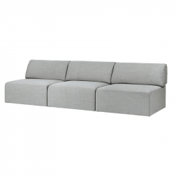 WONDER 3 seater sans accoudoirs - Sofa - Designer Furniture -  Silvera Uk