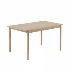 LINEAR WOOD - Dining Table - Designer Furniture -  Silvera Uk