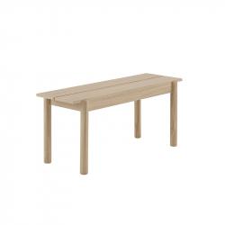 LINEAR WOOD - Designer Bench -  -  Silvera Uk