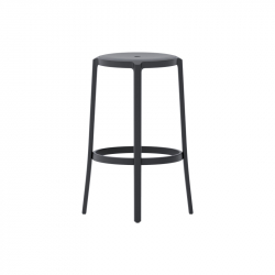 ON & ON - Bar Stool - Designer Furniture -  Silvera Uk