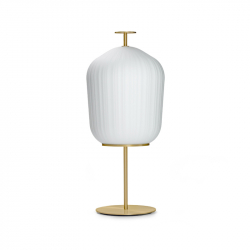 PLISSÉE - Floor Lamp - Designer Lighting -  Silvera Uk