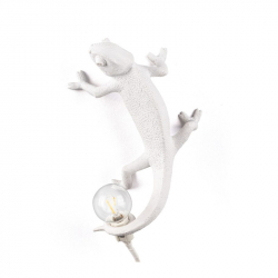 CHAMELEON GOING UP - Wall light - Designer Lighting -  Silvera Uk