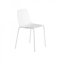 MAARTEN PLASTIC 4 legs - Dining Chair - Themes -  Silvera Uk