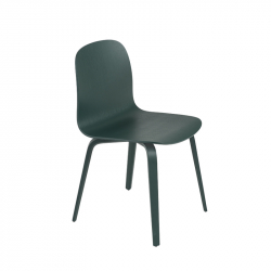 VISU wooden legs - Dining Chair - Themes -  Silvera Uk