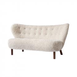 LITTLE PETRA VB2 Sheepskin - Sofa - Designer Furniture -  Silvera Uk