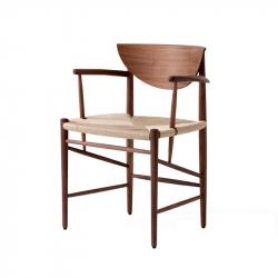 DRAWN HM4 - Dining Armchair - Showrooms -  Silvera Uk