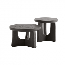 NARA - Side Table -  -  Silvera Uk