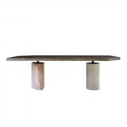JUPITER L 240 - Dining Table - Designer Furniture -  Silvera Uk