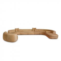 PIAF L 481 - Sofa - Designer Furniture -  Silvera Uk