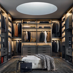 SENZAFINE - Walk-in Wardrobes -  -  Silvera Uk
