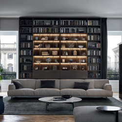 WALL SYSTEM - Shelving - Designer Furniture -  Silvera Uk