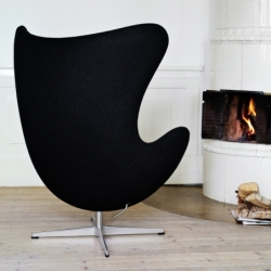 OEUF (EGG) Tonus fabric - Easy chair - Designer Furniture - Silvera Uk