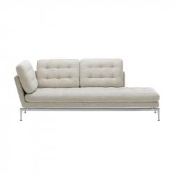 SUITA Padded chaise longue - Sofa - Designer Furniture -  Silvera Uk
