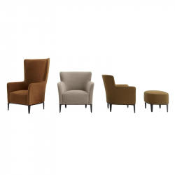 GENTLEMAN SINGLE - Easy chair - Designer Furniture - Silvera Uk