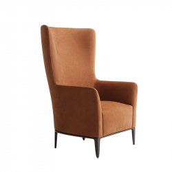 GENTLEMAN RESERVED - Easy chair - Designer Furniture -  Silvera Uk
