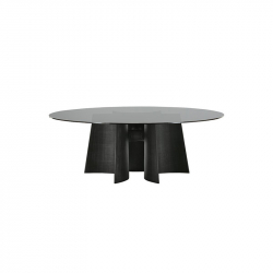 KENSINGTON Round - Dining Table -  -  Silvera Uk