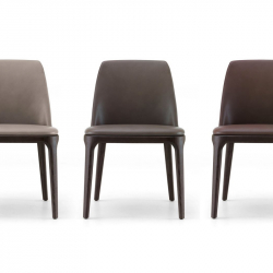 GRACE - Dining Chair - Designer Furniture - Silvera Uk