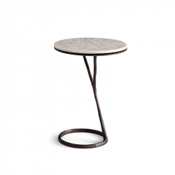 ILDA - Side Table -  -  Silvera Uk