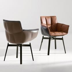 HUSK - Dining Armchair - Designer Furniture - Silvera Uk