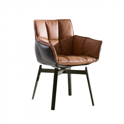 HUSK - Dining Armchair - Designer Furniture -  Silvera Uk