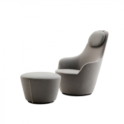 HARBOR - Easy chair - Designer Furniture -  Silvera Uk