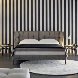 HUSK - Bed - Designer Furniture - Silvera Uk