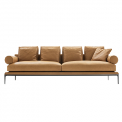 B&B ATOLL - Sofa - Designer Furniture -  Silvera Uk