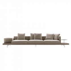 DOCK HIGH - Sofa - Designer Furniture -  Silvera Uk