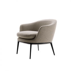 CARATOS LOW - Easy chair - Designer Furniture -  Silvera Uk