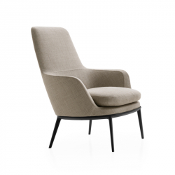 CARATOS HIGH - Easy chair - Designer Furniture -  Silvera Uk
