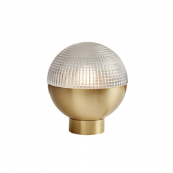 LITTLE LENS FLAIR - Table Lamp - Designer Lighting -  Silvera Uk