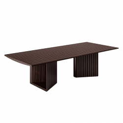 PRISM - Dining Table -  -  Silvera Uk