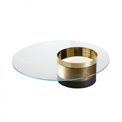 HAUMEA L - Coffee Table - Designer Furniture -  Silvera Uk