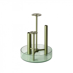 IKERU Tall Vase - Vase - Accessories -  Silvera Uk