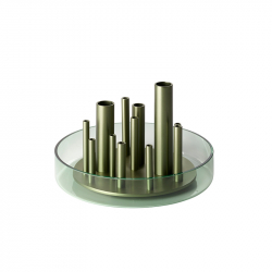 IKERU Low Vase - Vase - Accessories -  Silvera Uk
