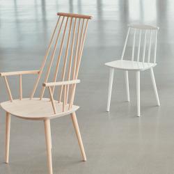 J77 - Dining Chair - Designer Furniture - Silvera Uk