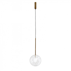 BOLLE SOLA - Pendant Light - Designer Lighting -  Silvera Uk