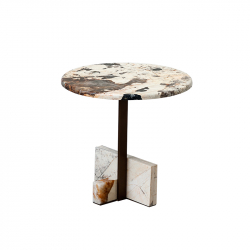 JOAQUIM - Side Table - Designer Furniture -  Silvera Uk
