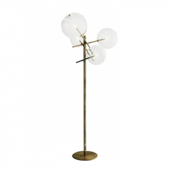 BOLLE TERRA - Floor Lamp - Designer Lighting -  Silvera Uk