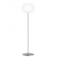 GLO-BALL F3 - Floor Lamp - Designer Lighting -  Silvera Uk
