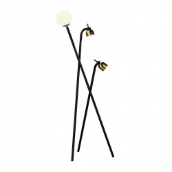 TRIPOD - Floor Lamp - Designer Lighting -  Silvera Uk