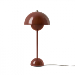 FLOWERPOT VP3 - Table Lamp - Designer Lighting -  Silvera Uk