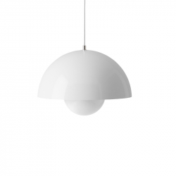 FLOWERPOT VP7 - Pendant Light -  -  Silvera Uk