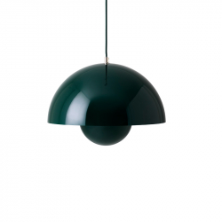 FLOWERPOT VP7 - Pendant Light - Designer Lighting -  Silvera Uk