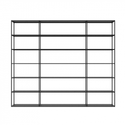 EASY IRONY L 250 - Shelving - Designer Furniture -  Silvera Uk