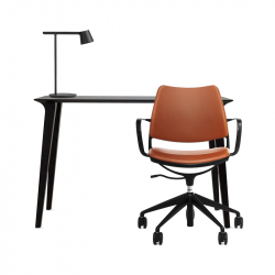 GAS Easy chair - LAU Desk - TIP Lamp Pack - Home Office Pack - What's new -  Silvera Uk