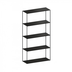 SLIM IRONY RACK - Shelving - Designer Furniture -  Silvera Uk