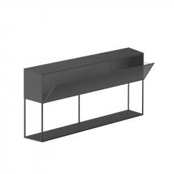 TRISTANO SIDEBOARD H82 - Storage Unit - Designer Furniture -  Silvera Uk