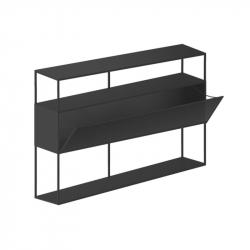 TRISTANO SIDEBOARD H103 - Storage Unit - Designer Furniture -  Silvera Uk